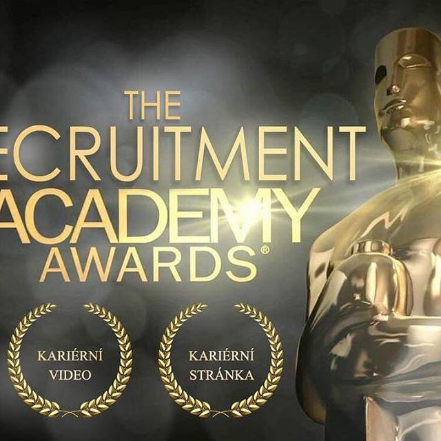 I letos hledáme nejlepší kariérní stránky a video! Své projekty přihlašujte na: ↪️ raawards.recruitmentacademy.cz 🏆 #recruitmentacademy #RAAwards2017 #RAAwards