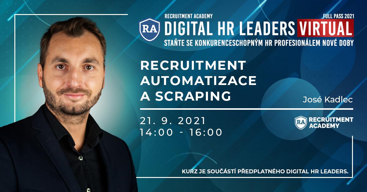 Recruitment automatizace a scraping