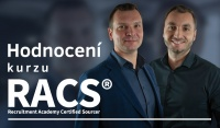 Hodnocení kurzu Recruitment Academy Certified Sourcer®