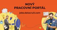 Nový pracovní portál od Datacruit