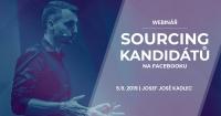 Pozvánka na webinář: Nejnovější techniky sourcingu kandidátů na Facebooku