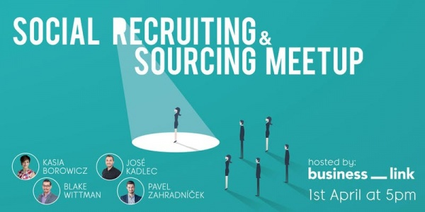 1. 4. 2019: Social Recruiting & Sourcing Meetup