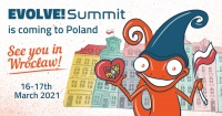 16. - 17. 3. 2021: EVOLVE! Summit Poland