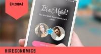 Sourcing kandidatů na Tinderu | Hireconomics #1