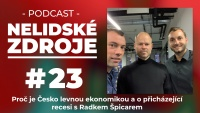 PODCAST No 23: Proč je Česko levnou ekonomikou a o přicházející recesi s Radkem Špicarem, viceprezidentem Svazu průmyslu a dopravy
