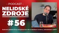 PODCAST No 56: Budování globální firmy kompletně bez HR se Zdeňkem Cendrou, zakladatelem CDN77