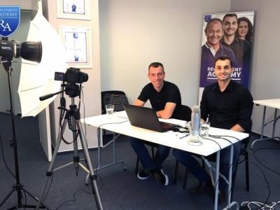 Personal branding pro recruitery s Josefem Kadlecem a Matějem Matolínem