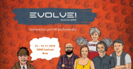 12. - 13. 11. 2019: EVOLVE! Summit 2019