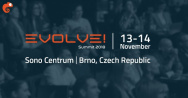 12. - 13. 11. 2018: Evolve! Summit