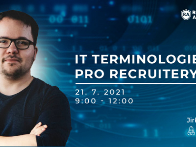 Rozhovor s Jirkou Pénzešem, lektorem IT terminologie pro recruitery