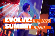 11. 11. 2020: EVOLVE! Summit Brno