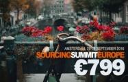 28.- 29. září 2016: Sourcing Summit Europe Amsterdam