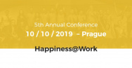 10. 10. 2019: Happiness@Work
