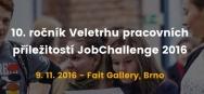 9.11.2016: JobChallenge 2016 v Brně