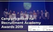 Jaké ceny si odnesou vítězi na Recruitment Academy Awards 2019?