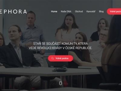 SEPHORA mění svět krásy i HR marketingu