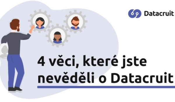 4 věci, které jste nevěděli o Datacruit