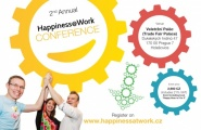 10.11.2016: Happiness at work, Praha