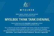21. června 2016: Myslbek think tank evening